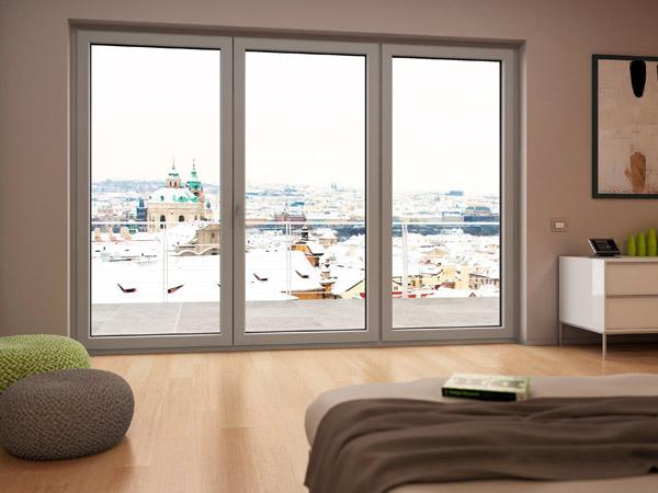 Infissi parma fidenza porte finestre pvc alluminio e legno - Finestre in pvc vendita on line ...