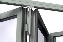 Finestre in alluminio Parma